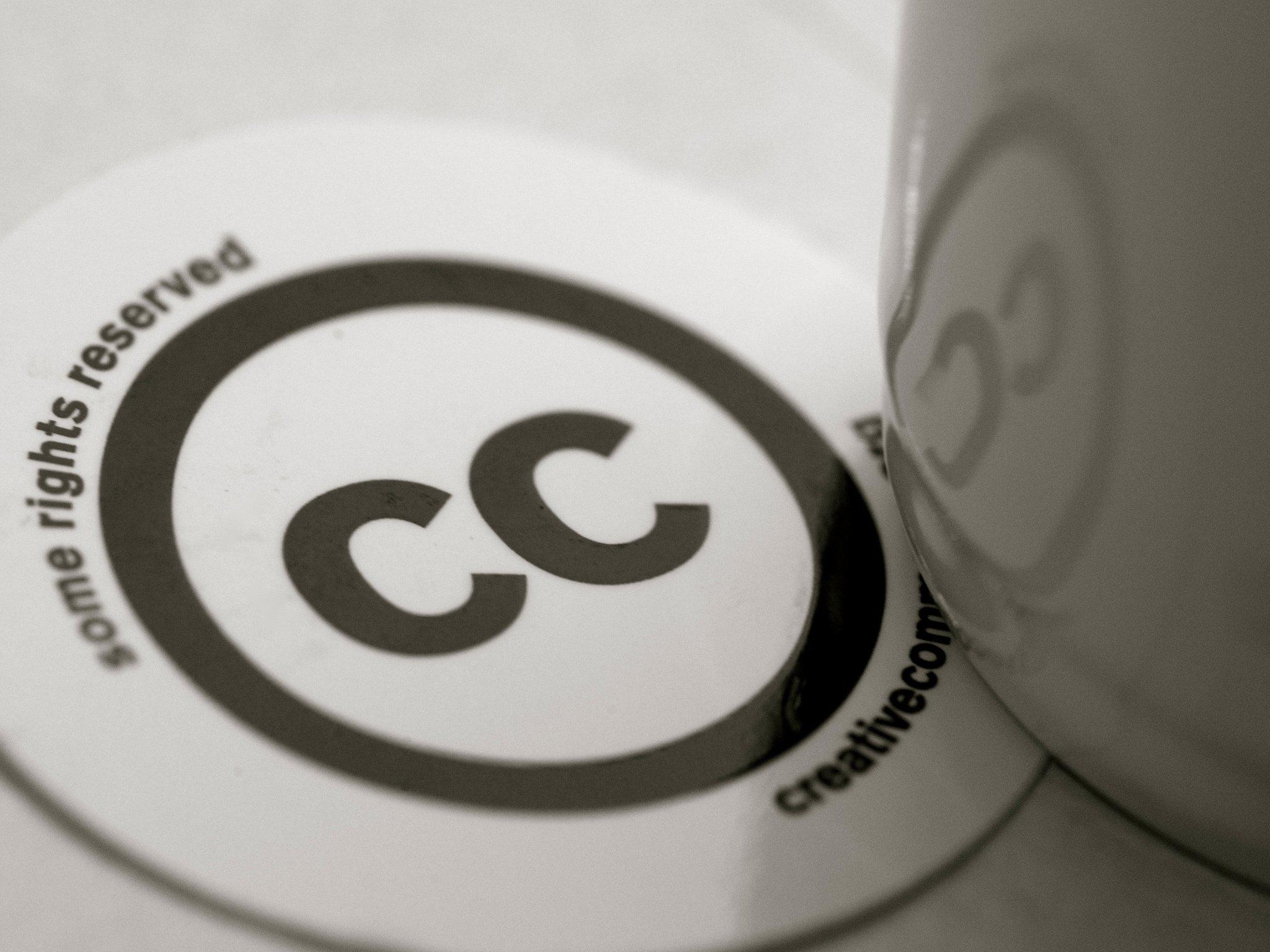 CC-Lizenzen regeln das Urheberrecht
