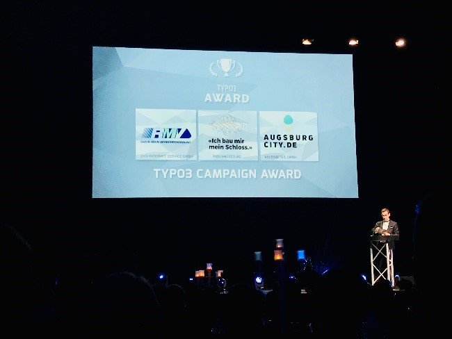 TYPO3-Award Nomination