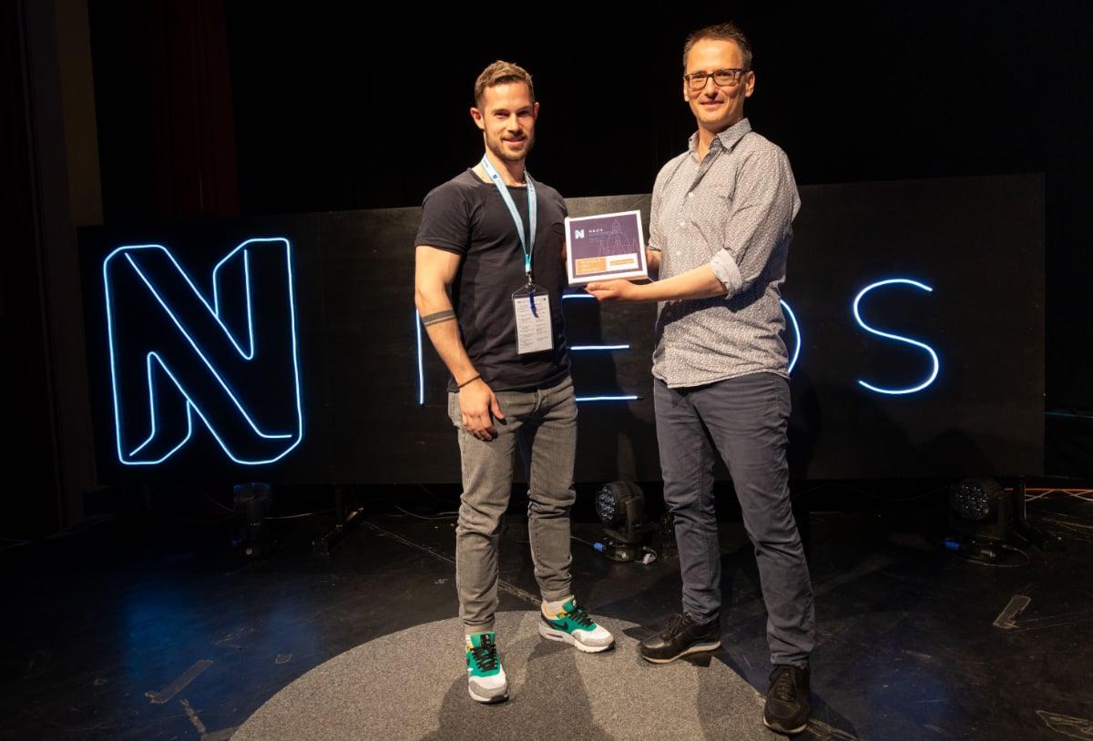Neos Conference 2019_Sponsorenfoto