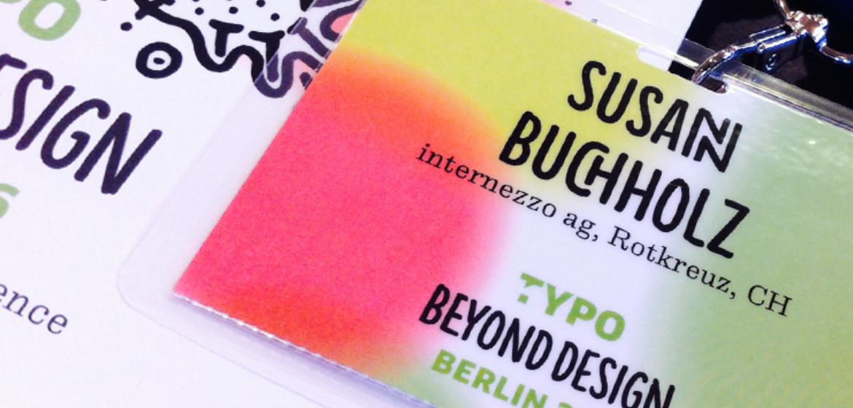 TYPO Berlin - Zukunftsmusik für Design und Typografie