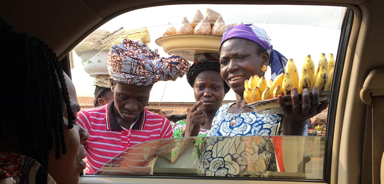 Unser Umsatzprozent – Projektbesuch in Benin