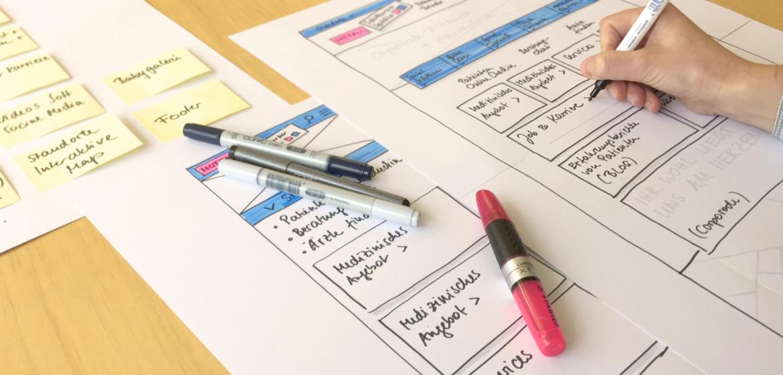 User-Centered Design für ein positives Nutzererlebnis