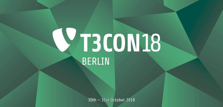 TYPO3 Konferenz in Berlin - #t3con18