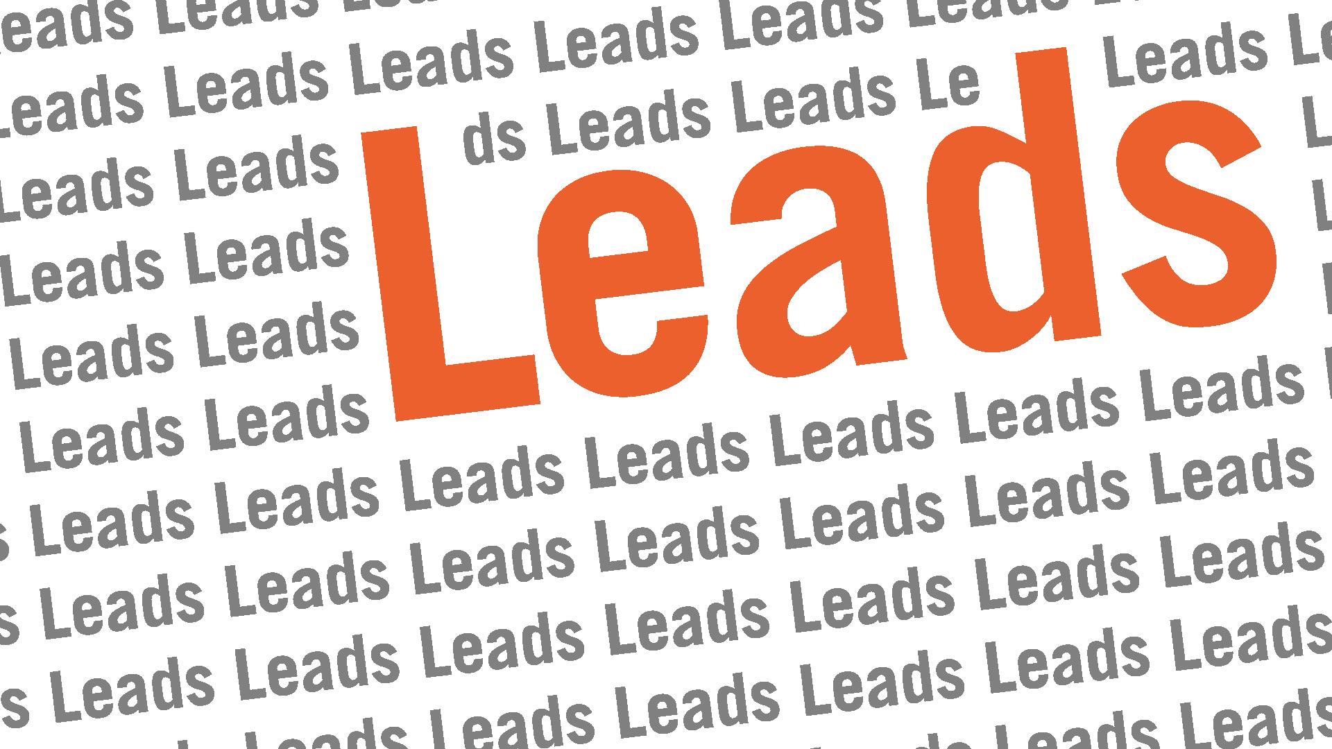 Leadgenerierung – Wie kommen die Kunden zu Ihnen?